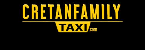 Cretan Family Taxi Λογότυπο